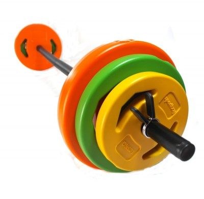 Aerobinis-rinkinys-Sportbay-Pump-set-colour-20kg