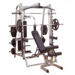 Stakles-BODY-SOLID-Multipress-Deluxe