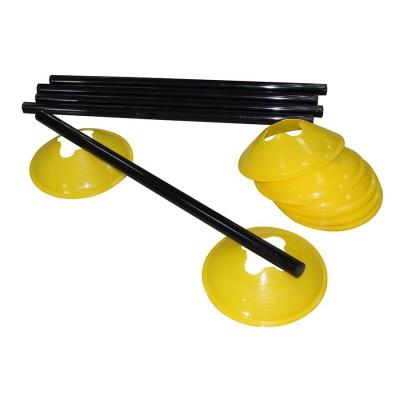 Kugiu-rinkinys-TUNTURI-Adjustable-Agility-Hurdle-Set