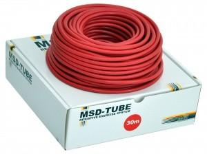Apvali-elastine-juosta-MOVES-band-raudona