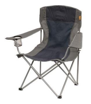 Turistine-kede-EASY-CAMP-Arm-Chair-Night-Blue