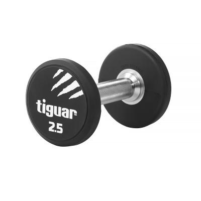 Profesionalus-PU-hantelis-TIGUAR-25kg