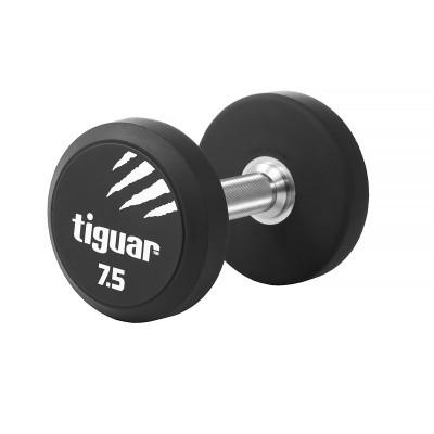 Profesionalus-PU-hantelis-TIGUAR-75kg