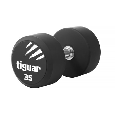 Profesionalus-PU-hantelis-TIGUAR-35kg