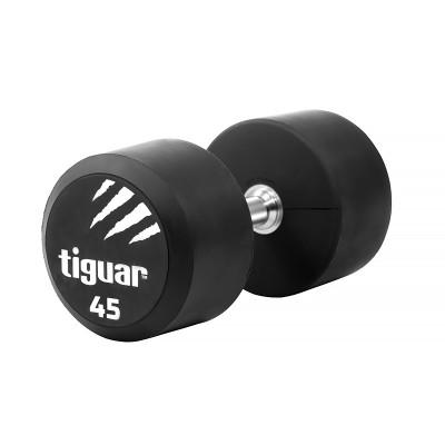 Profesionalus-PU-hantelis-TIGUAR-45kg