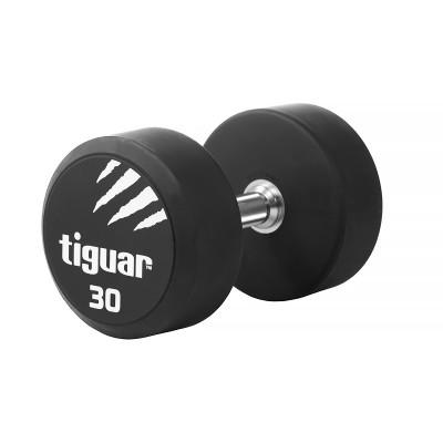 Profesionalus-PU-hantelis-TIGUAR-30kg