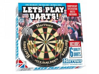 Taikinys-HARROWS-Lets-Play-Darts